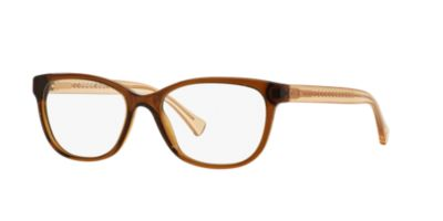 Coach Brown HC6072 Womens Eyeglasses