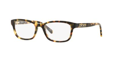 DKNY DY4117M 55 Black Prescription Sunglasses