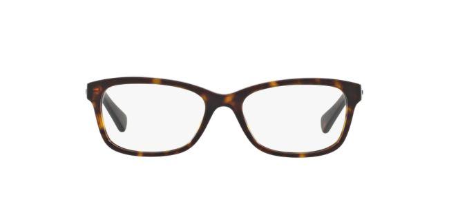 557d0c556aa7 Coach Tortoise HC6089 Eyeglasses | Target Optical