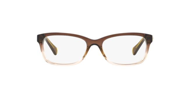 16ec86f2cf Coach Green Brown HC6089 Eyeglasses