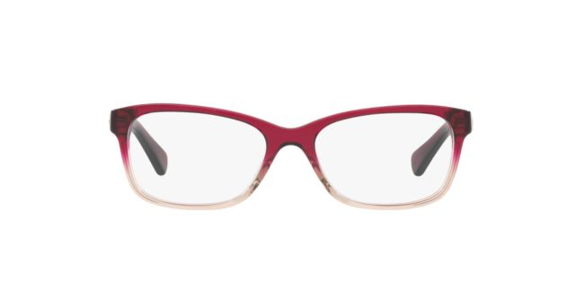 48a6238acc Coach Red Brown HC6089 Eyeglasses