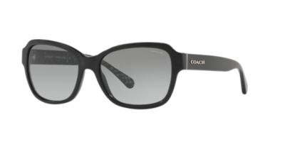 Coach Black Grey Gradient HC8232 56 L1010