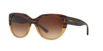 DKNY Matte Brown DY4149 55