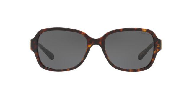 d892cbbc75 Coach Tortoise HC8241 Sunglasses at Target Optical