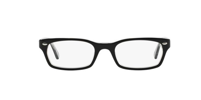 228dfc3be55 Ray-Ban Black RX5150 Eyeglasses