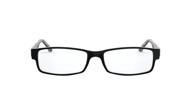 393d122d549e RayBan RX5114 Black Eyeglasses   TargetOptical.com