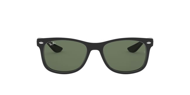72c0474b6 Ray-Ban Jr Black Sunglasses RJ9052S | Target Optical