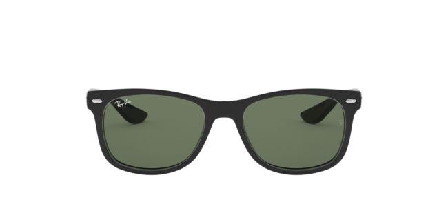 9bed419594a Ray-Ban Jr Black Sunglasses RJ9052S