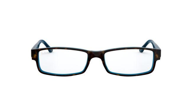 1de15f66c10 Ray-Ban Tortoise Blue RX5114 Eyeglasses