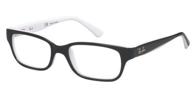 Ray-Ban Jr RY1527 Black Kids Eyeglasses