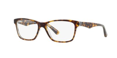 Vogue Brown Tortoise VO2787 Womens Prescription Eyeglasses