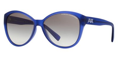 Armani Exchange Blue AX4006 Prescription Sunglasses