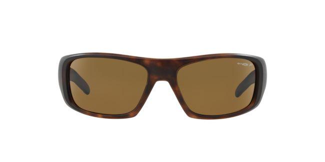 382c850032 Arnette Tortoise Matte Brown Polarized AN4182 HOT SHOT Sunglasses ...