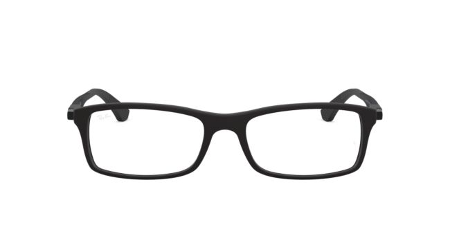 cdf0d3adc78 Ray-Ban Men s Black RX7017 Prescription Glasses