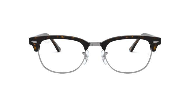 aecf5b9301df Ray-Ban Tortoise Brown RX5154 Eyeglasses