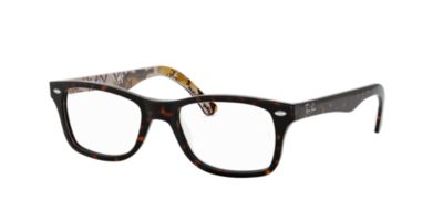 Ray-Ban Brown Green RX5228