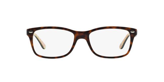 Ray-Ban Tortoise RX5228 Women\'s Eyeglasses | Target Optical
