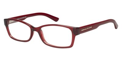 Armani Exchange AX3017 Red Women's Eyeglasses