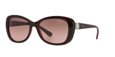 Vogue Brown Pink VO2943SB 55 Sunglasses