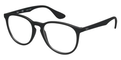 Ray-Ban RX7046 Black Mens Eyeglasses