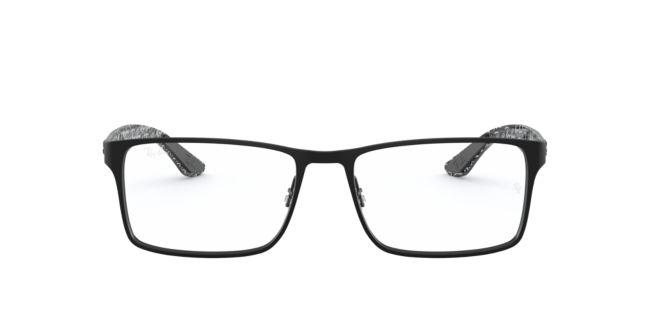 f87c28d10b Ray-Ban RX8415 Black Mens Eyeglasses