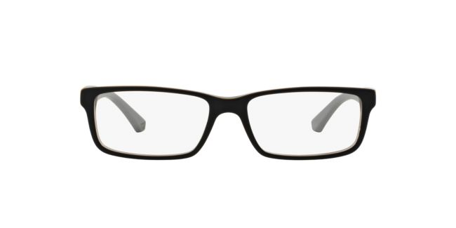 0136271bde7 Emporio Armani Black EA3061 Eyeglasses
