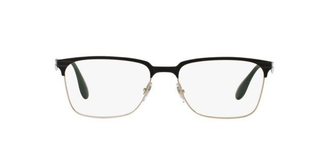 214939c2c6 Ray-Ban Grey RX6344 Eyeglasses