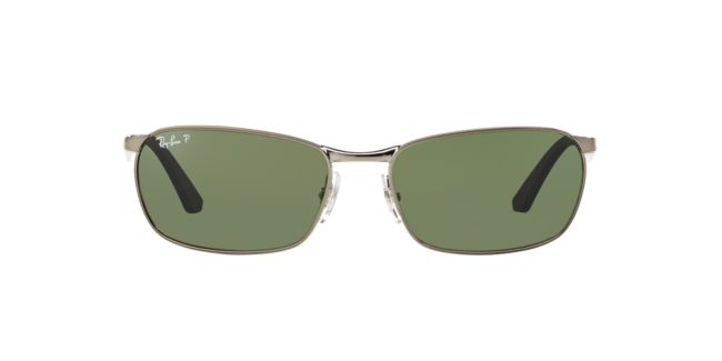 ac561c98d30 Ray-Ban Gunmetal RB3534 59 Sunglasses