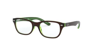 Ray-Ban Jr Brown Green RY1555 Kids