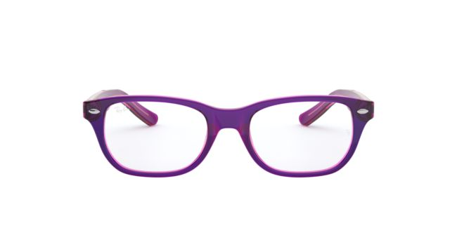 2af727038c8 Ray-Ban Jr Purple Pink RY1555 Kids