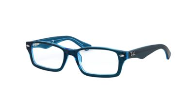 Ray-Ban Jr Blue Clear RY1530 Kids