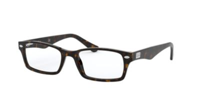 Ray-Ban Dark Brown RX5206