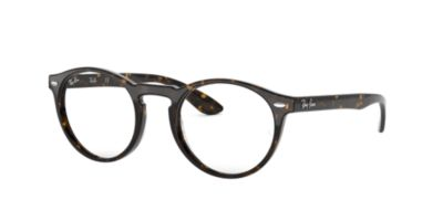 Ray-Ban Brown Tortoise RX5283