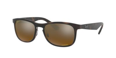 Ray-Ban RB4263 55 Tort Sunglasses