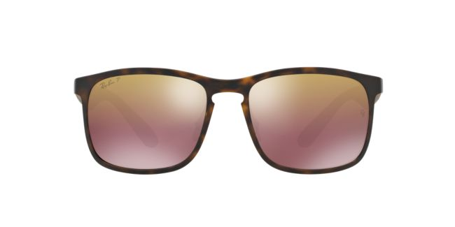 ceff9f56eeb Ray-Ban RB4264 58 Tort Sunglasses