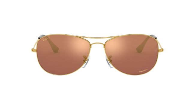 26a9bd93ee Ray-Ban RB3562 59 Gold Sunglasses