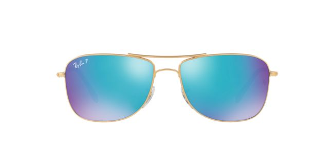 a1feaefd60d Ray-Ban RB3543 59 Gold Sunglasses