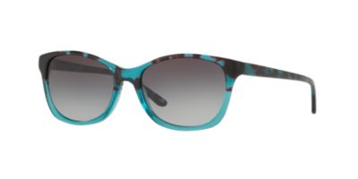Merona Blue M77019 55 Sunglasses