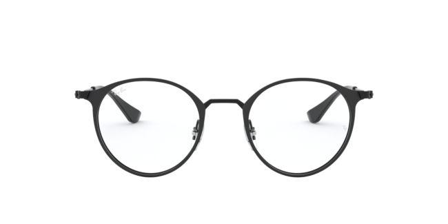 e4c8df379b Ray-Ban Black Black RX6378 Eyeglasses