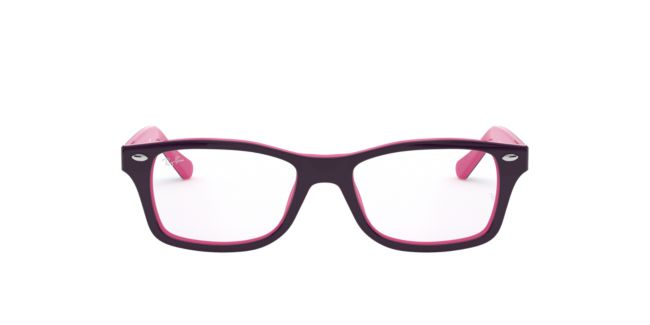 61983d82a8f Ray-Ban Jr Purple Pink RY1531 Eyeglasses