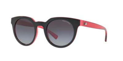 Armani Exchange Black Pink Grey Gradient AX4062S 50