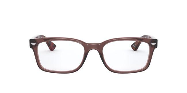 118d0376f97ff Ray-Ban Shiny Brown RX5286 Eyeglasses