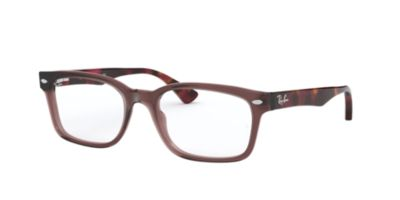 Ray-Ban Shiny Brown RX5286
