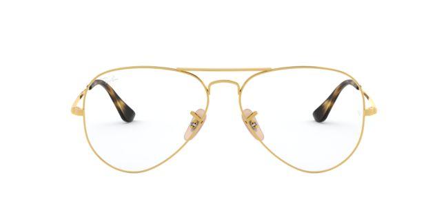 f32bfed9fb3e4 Ray-Ban Gold RX6489 Eyeglasses