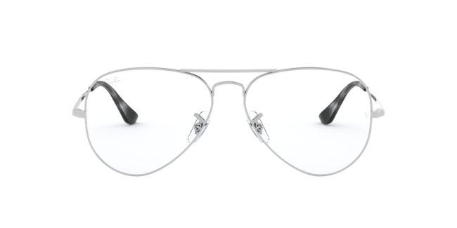 983abefd9ff Ray-Ban Silver RX6489 Eyeglasses