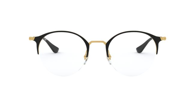 310ebb110e0 Ray-Ban Shiny Gold RX3578V Eyeglasses