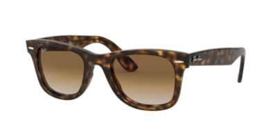 Ray-Ban Tortoise/Brown Gradient RB4340 50