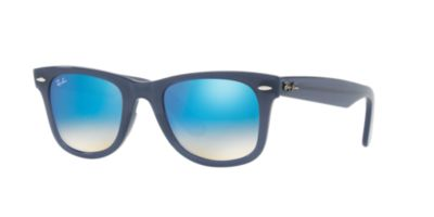 Ray-Ban Blue/Blue Mirror RB4340 50