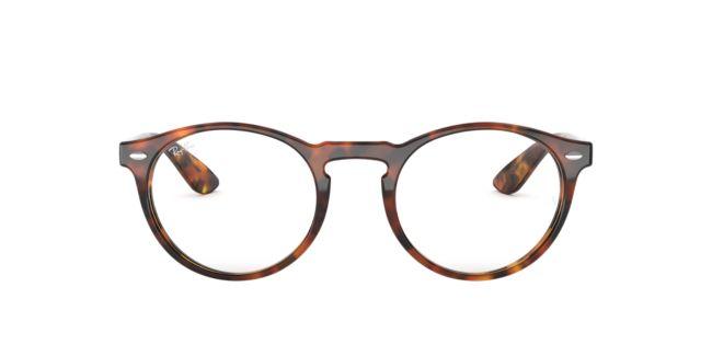 07885b4013217 Ray-Ban Tortoise White RX5283 Eyeglasses