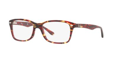 Ray-Ban Brown Red RX5228